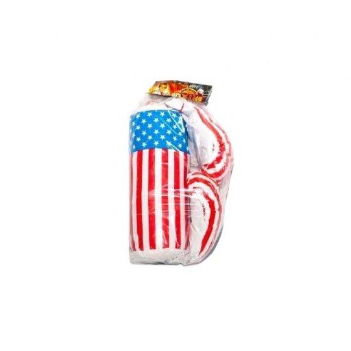 """Боксерская груша детская, перчатки, набор """"Америка"""" малий (10)"""
