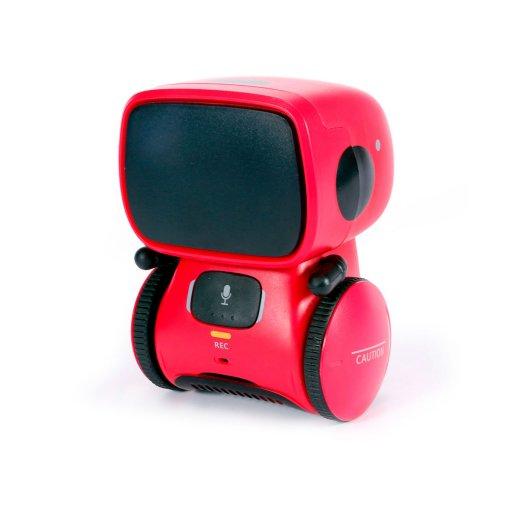 Інтерактивний робот з голосовим керуванням – AT-ROBOT (червоний)