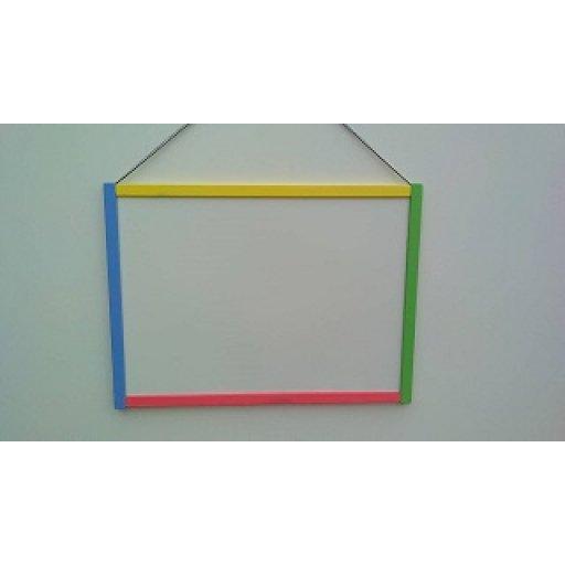 Доска настенная 1-сторонняя цветная