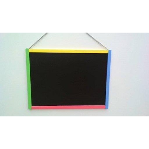 Доска настенная магнитная цветная