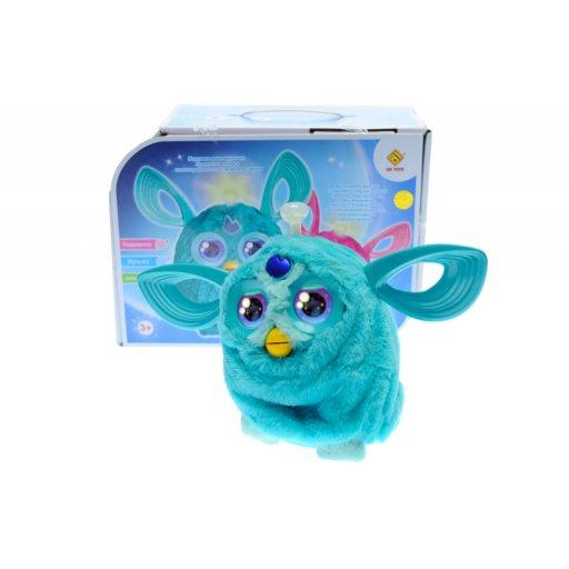 """Інтерактивна іграшка """"Фербі"""" музыка зсветовые эффекты, коробка31*22,4*14см"""