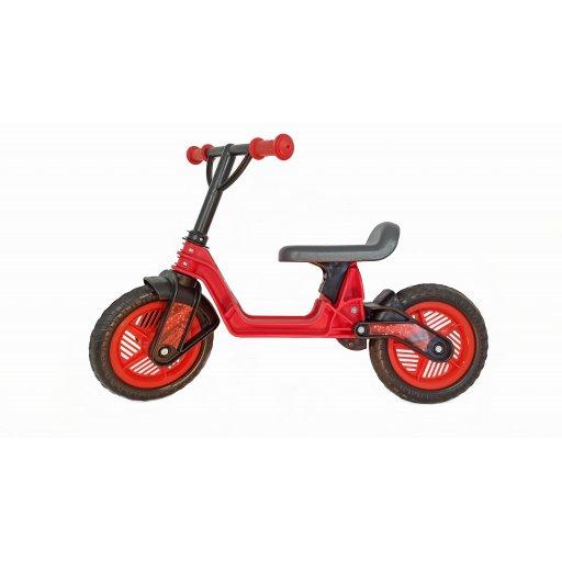 """беговел велобег, 10"""" EVA колеса Красный (Cosmo bike) КВ"""